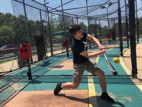 Laurel Golf and Recreation Batting Cage Speeds