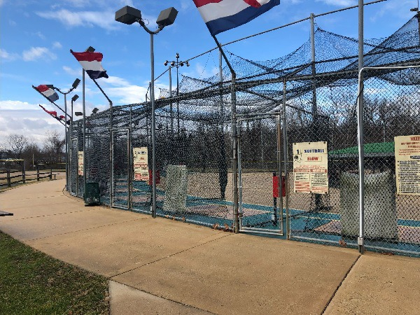 Laurel Golf and Recreation Batting Cages
